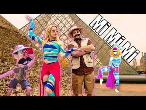 Just Dance 2019 MI MI MI | COSPLAY gameplay IN PUBLIC