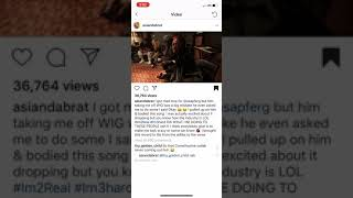 Asian DollDaBrat Verse Removed From Asap Ferg Song 'Wig' .