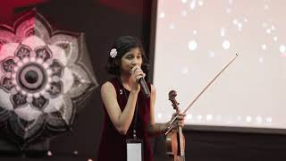 Violin - The passion I found early in life | Anthea Dias | TEDxICTMumbai
