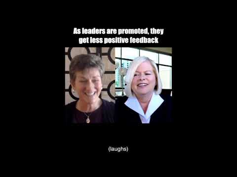 As Leaders Are Promoted, They Get Less Positive Feedback