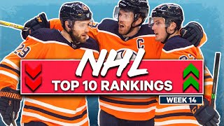 Who Are The Top 10 NHL Teams Right Now? | NHL Power Rankings