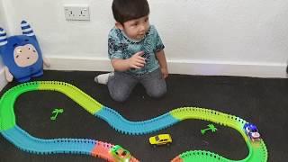 Играем в МАШИНКИ/РАСПАКОВКА Новой игрушки для Дилярчика/TOYS