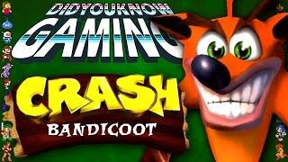 Crash Bandicoot - Did You Know Gaming? Feat. Eruption of Arcadea