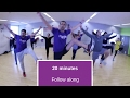 Download Video Follow Along - Exercise To Bhangra, Johny Seth, Gupz Sehra, Ninja, Jassi Gill And More
