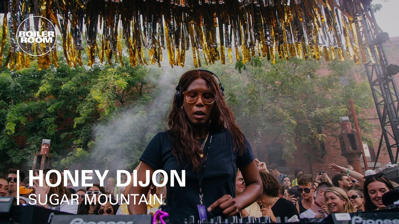 Honey Dijon - Live @ Sugar Mountain 2018