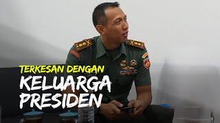 Ditempatkan di Solo, Letkol Inf Wiyata S Aji Terkesan dengan Keluarga Presiden Jokowi yang Sederhana