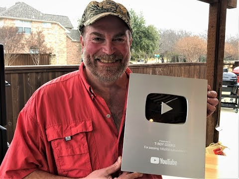 100K Subscriber Award | Silver Play Button Unboxing