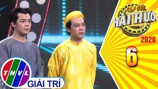 Cặp đôi hài hước Mùa 3 - Tập 6: Khát vọng giàu sang - Võ Ngọc Tân, Võ Ngọc Tiến