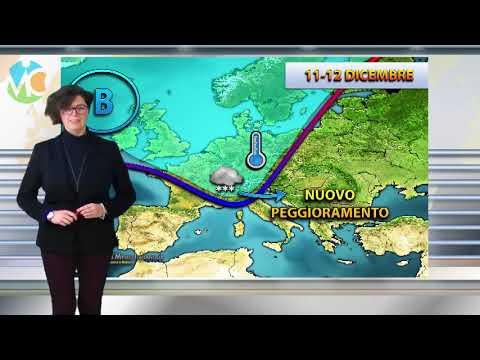 NEVE in arrivo in ITALIA! Ecco nel dettaglio le previsioni meteo