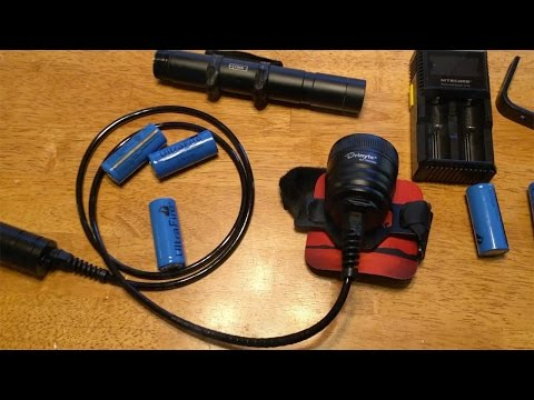 Best dive light for under $200