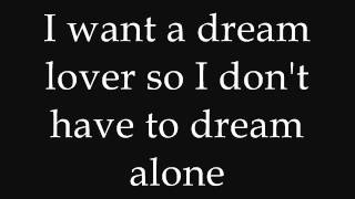 Bobby Darin - Dream Lover (Lyrics On-Screen and in Description)