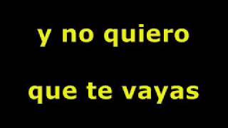 Tu Amor Me Hace Bien - Marc Anthony(LETRA)