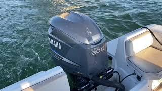 2005 Yamaha 300HP HPDI - VIDEO