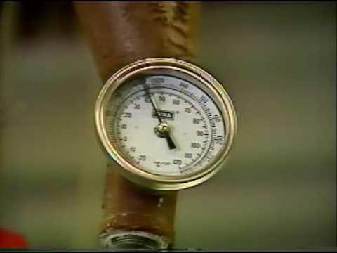 Termometros Bimetalicos y Termopozos