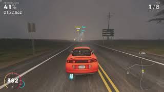 "The Crew 2 - ""Coastal Range to Oil Fields"" with Mitsubishi Eclipse (New Car) - Summit Top Run"