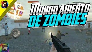 Top 5 Juegos De Zombies Mundo Abierto Para Android +Descarga & Bonus