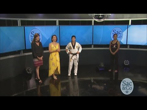 Women's Self Defense Class - YouTube