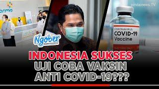 INDONESIA SUKSES UJI COBA VAKSIN ANTI COVID-19??