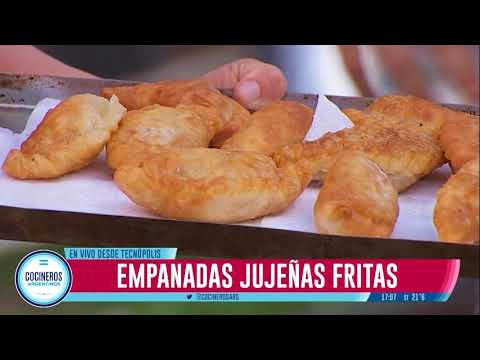Empanadas jujeñas