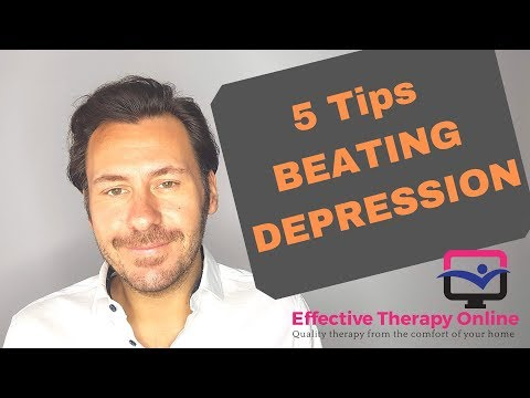 Top 5 Tips Overcoming Depression