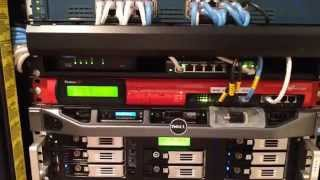 My Home Server rack / Home Office and Network