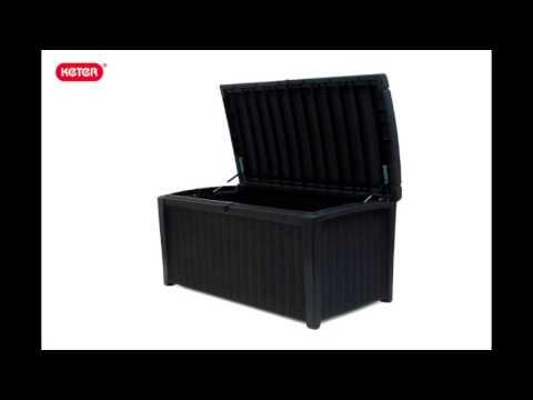 Keter Auflagen- und Universalbox Borneo