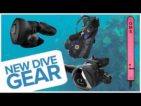 New Dive Gear – September 2018