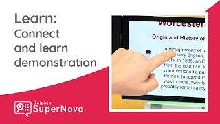 Learn SuperNova: Connect & Learn Demonstration