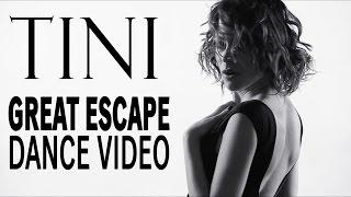 Yo Me Escaparé (Great Escape) - Dance Video #TiniYoutube | TINI