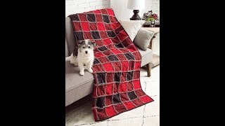 How To Make A Reversible Buffalo Rag Quilt   An Annies Quilt Tutorial