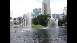 2014-06-11 Fountains, Petronas Towers, Kuala Lumpur
