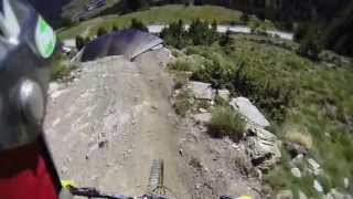 preview picture of video 'Bici-Osos | Grandvalira, Soldeu Bikepark 2013'