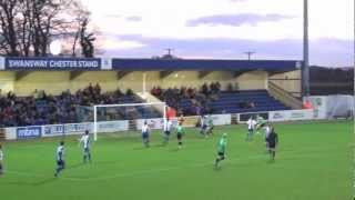 preview picture of video 'Chester FC v Worcester City FC'