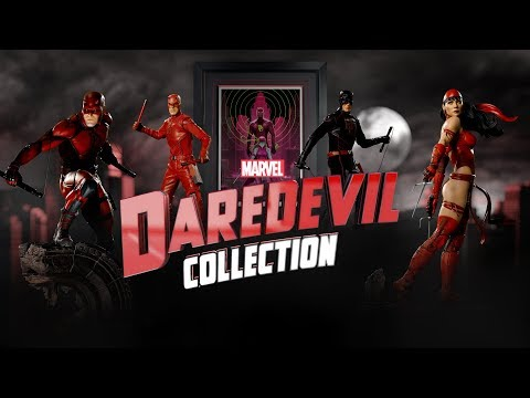 Daredevil Collection - Sideshow Collectibles