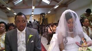Mariage Sounise Koyene et Papy Kamany (16-07-2011 á Namur Belgique)