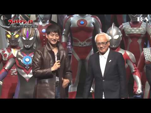 All Ultraman Introduce