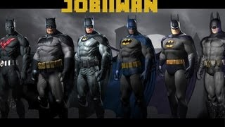 How to Change Skins | Batman: Arkham City