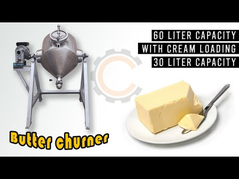 Electric Butter Churners