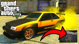 GTA 5 FUTO SPAWN LOCATION!!!