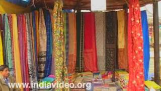Colourful Bengali Handloom Sarees