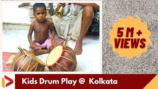 Kid�s Drum Play, Kolkata