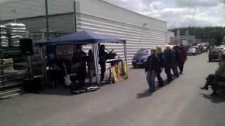preview picture of video 'Tierheim Wolfenbüttel, Linedance'