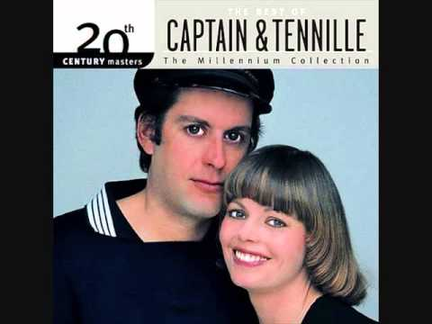 Captain & Tennille ~ Come In From The Rain