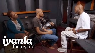 Son Asks Father DMX What He Wants in Relationship | Iyanla: Fix My Life | Oprah Winfrey Network