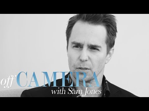 Sam Rockwell Gets Serious With Acting