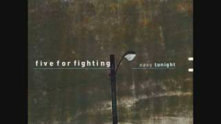 "Five For Fighting - ""Easy Tonight"" (Rock/Alternative Mix)"