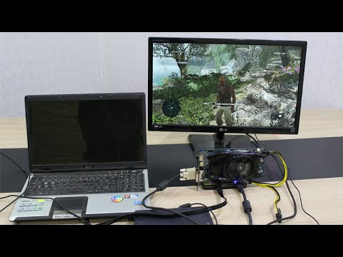 [DEUTSCH] EXP Graphics Display Card V6.0 Externer Grafikkarten-Adapter Testbericht