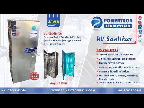 UVC Disinfection Machine