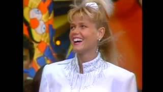 Marlene Mattos dando esporro na Globo - Xou da Xuxa
