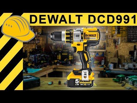 Grösster DeWalt Akkuschrauber - TEST DeWalt DCD991 18V   Extremtest 10x600 SPAX